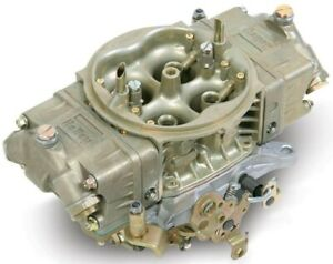 New Holley 950 Cfm Classic Hp Carburetor 4bbl gold Dichromate 4150hp methanol