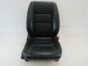 02 Mercedes W463 G500 G55 Seat Right Front Black