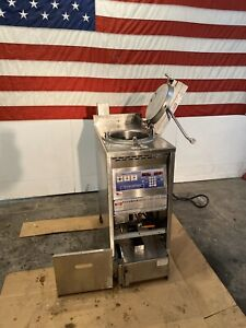 Used Broaster 1600 Pressure Fryer 3 Phase