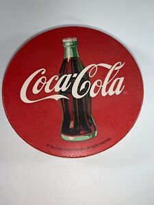 Coca Cola Coasters Set Of 3