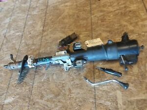 Steering Column 84 87 Chevy Gmc C 10 C 20 Truck Automatic Tilt With Key C
