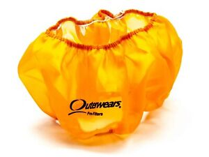 Outerwears 14 In Od 5 In Tall Orange Pre Filter Air Filter Wrap P N 10 1004 05