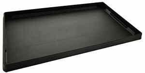 Stackable Black Display Tray pack Of 2 Tj 28524 z02