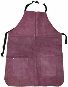 Heavy Duty Shop Leather Apron