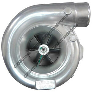 Cxracing T76 1 15 A r P Trim Turbo Charger T4 3 V band 4 Inlet 700 Hp