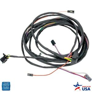 1970 Impala Rear Body Intermediate Light Harness Convertible Ea