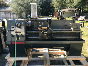 Clausing Colchester 15 X 50 Engine Lathe