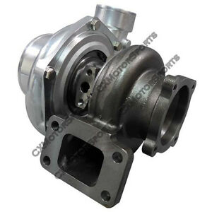 Cxracing Gt35 Gt3582r Stage 3 Ball Bearing Turbo Charger Billet Wheel T3 82 A r