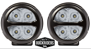 Pro Comp Suspension 76412p S4 Gen2 Spot Light 4x4 Off road Atv Pair Sale