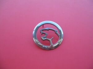 Mercury Cougar Left Driver Side Chrome Emblem Logo Badge Sign Symbol Used B846