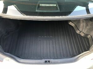 Rear Trunk Area Cargo Floor Tray Boot Liner Mat For Toyota Camry 2012 2017