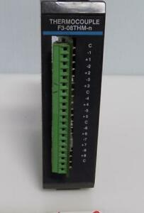 Facts Thermocouple Input Module F3 08thm n