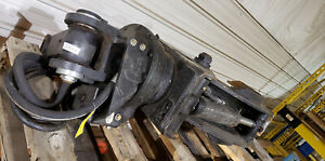 Lightly Used Rotobec Grapple 5052 With Rt502 Rotator S n 146372 1 1