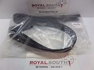 Toyota 4runner 03 09 Rear Glass Run Channel Weatherstrip Genuine Oem Oe