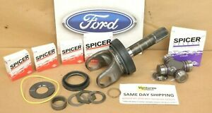 Ford F250 F350 99 04 U Joint Shaft Bearing And Seal Kit Superduty Dana 50 Or 60