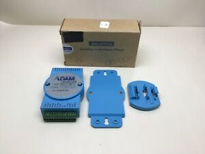 new Adam Adam 4068 Data Acquisition Module 8 ch Relay Output Module new