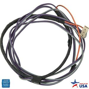 1967 Impala Caprice Bel Air Power Top Switch Harness Convertible Ea
