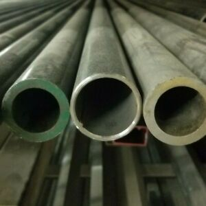 3 1 2 X 250 Wall Steel Round Tube X 12 Long