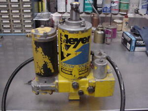 Meyer E 47 Plow Pump