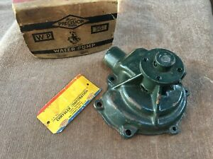 1941 1942 Chrysler 8cyl Water Pump New Yorker Imperial T c Straight Eight Mopar