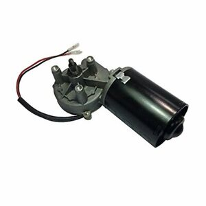 Garage Door Motor 12v Dc Right Angle Reversible Electric Gear Motor 45 Rpm High