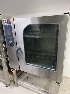 Bki Combi Oven Te102r Combiking 208v Electric
