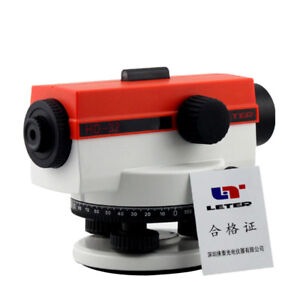 Leter Optical Level Hd 32 Precision And Stability