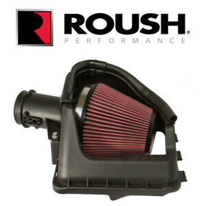 2012 2014 Ford F 150 3 5l Ecoboost Cold Air Intake Kit Roush 421641