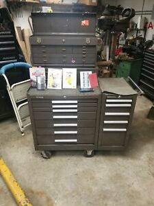 Kennedy Tool Box Chest Box Machinist Mill Lathe Milling free Shipping