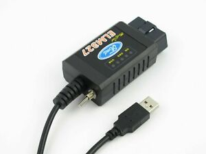 Elm327 Usb Obd2 Modified For Ford Ms Can Hs Can Mazda Diagnostic Forscan Scanner