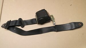 1991 93 Mustang Oem Black Driver Side Front Seat Belt Lh Seatbelt Retractor