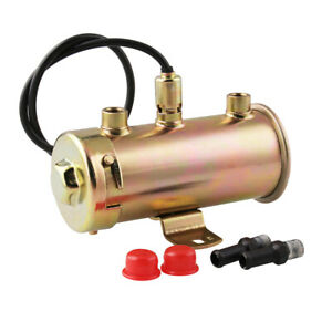 12v Electric Fuel Pump Low Pressure High Flow Diesel Petrol Ethanol For Ford
