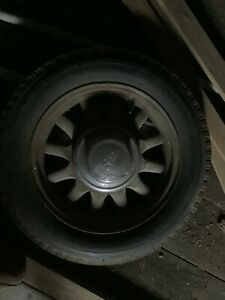 1932 Dodge Brothers Wood Wheels Hubcaps Tires