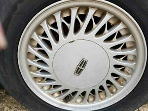 Wheel Lincoln Continental 1993 94 15 Inch Aluminum Rim Tire Not Included
