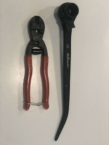 Theratchet Scaffold Wrench 3 0 Mini Wire Cutter Combo