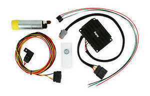 Holley 12 767 Vr1 Series Brushless Fuel Pump W Controller Quick Kit