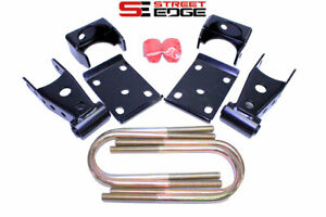 Street Edge 02 08 Dodge Ram 1500 Std Quad Cab 2wd 5 Rear Axle Flip Kit