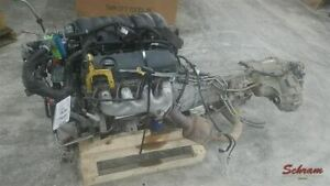6 2l L86 Engine And 8 Spd Trans Liftout 15 Silverado 1500 73k Mi 2048060