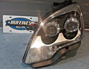 New Oem Lh Hid Headlamp 2007 2012 Gmc Acadia W tvd 19371006