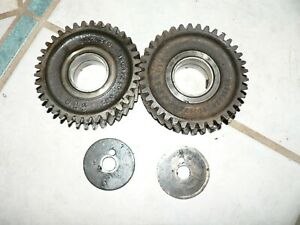 1850 Oliver Timing Idler Gears 354 Perkins
