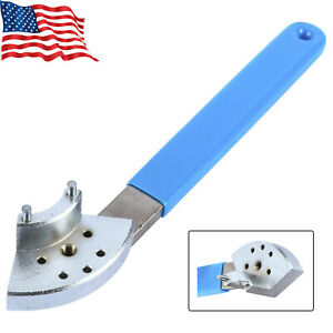 Engine Timing Belt Tension Tensioning Adjuster Pulley Wrench Tool For Vw Audi Us