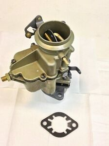 Carter Ball And Ball Carburetor 1950 1960 Dodge Trucks 6 Cylinders
