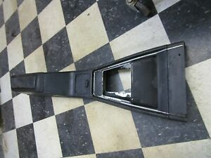 1971 1973 Ford Mustang Cougar Console Assembly Original With Clock Mach1 Parts