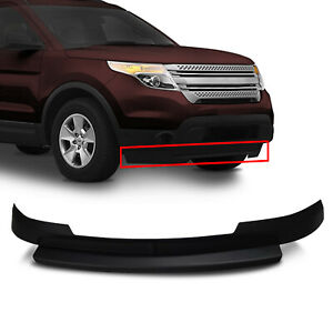 New Fo1095239 Front Lower Panel Valance For Ford Explorer 2011 12 13 14 2015