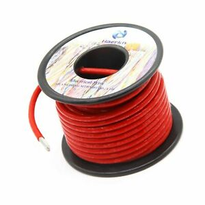 10 Gauge Electrical Wire Marine Grade Primary Wire Cable High Voltage 1000v A