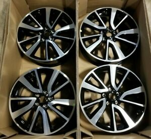4 Factory Oem 19 Nissan Wheels Fit 17 19 Nissan Rogue 403004cb3a With Sensors