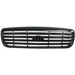 Grille For Ford Crown Victoria 1998 2011 Fo1200379 Xw7z8200aaa