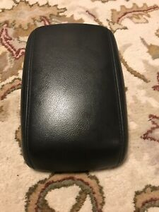 2012 2014 Ford Focus Center Console Lid Armrest Arm Rest Black Short Version Oem