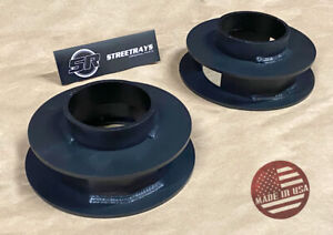 sr Rear 2 0 Steel Spacer Lift Kit For Jeep Liberty Kj 02 07 made In Usa