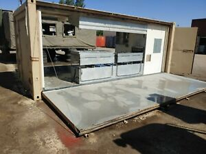 Food Truck Food Trailer Concession Mobile Kitchen Shipping Container Beer Pop Up